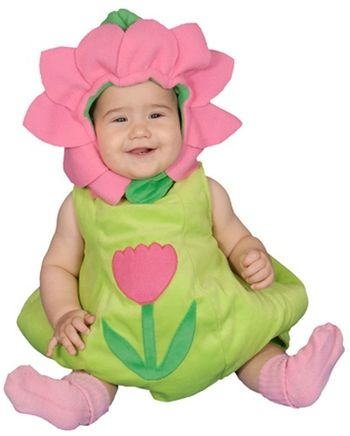 Baby Flower Infant Haloween Costume