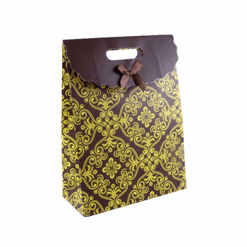 Baroque Printed Everyday Gift Bag Medium