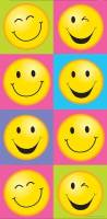 "Bright Smiles - Small Cellophane Bags 20ct. 4"" x 9"""