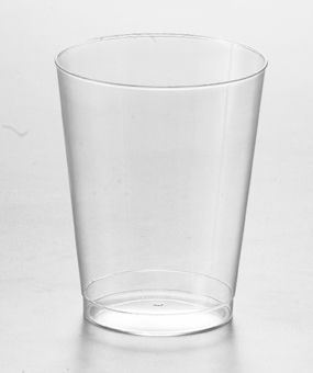 Clear Plastic 10oz. Party Cups/Tumblers 20ct.