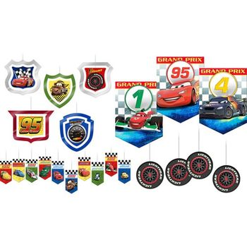 Disney Cars Dream Party Birthday Decor Kit