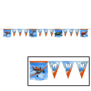 Disney Planes Birthday Party Banner, 1ct.