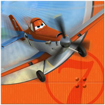 Disney Planes Birthday Party Lunch Napkins, 16ct.