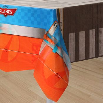 Disney Planes Birthday Party Plastic Table Cover