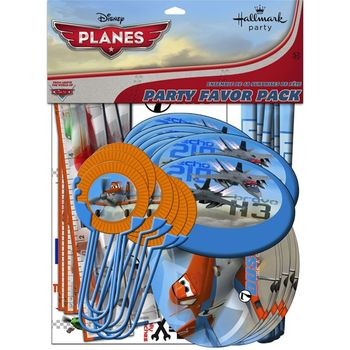 Disney Planes Birthday Party Favor Pack, 48 pieces