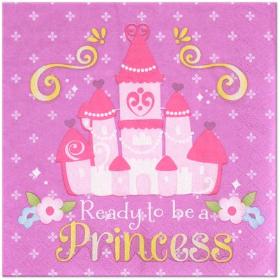 Disney Princess Sophia the First Birthday Party Lunch Napkins, 16ct.