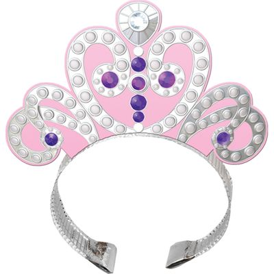 Disney Princess Sophia the First Tiaras, 4ct.