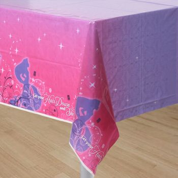 Disney Tangled Birthday Party Plastic Table Cover