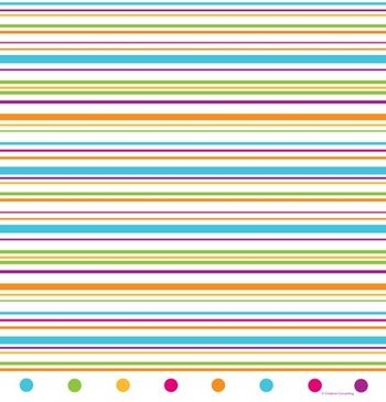 Happy Dots Plastic 54x108 Tablecover