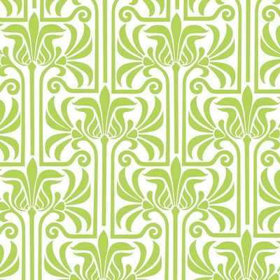 Lily Lime Lunch Napkins 20ct