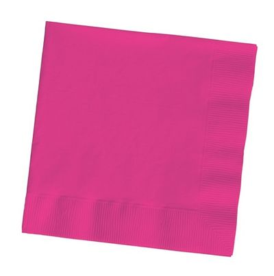 Magenta 2-Ply Lunch Napkins, 50 ct.