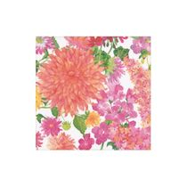 Summer Blooms Paper Luncheon Napkins - 20 Napkins Per Package