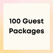 Party Packages for 100 Guests