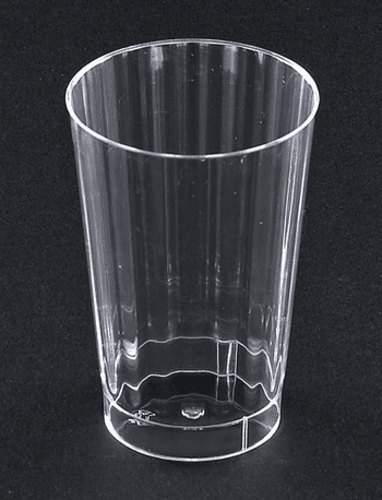 Poise 12oz. Clear Plastic Party Tumblers 20ct.