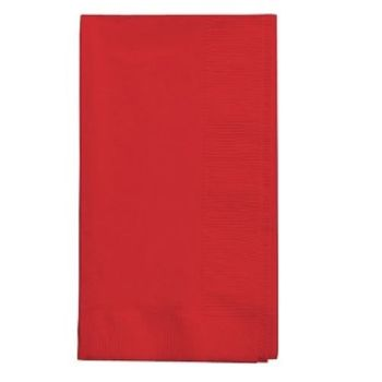 Real Red Guest Towlels / Napkins 16ct.