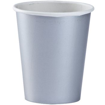 Silver 9oz. Hot/Cold Cup 96ct.