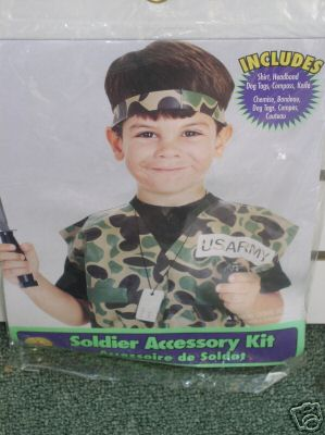Soldier Accessory Kit