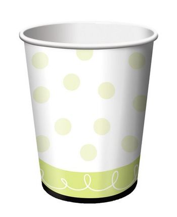 Stroller Fun 9oz. Hot / Cold Paper Cups 8ct.