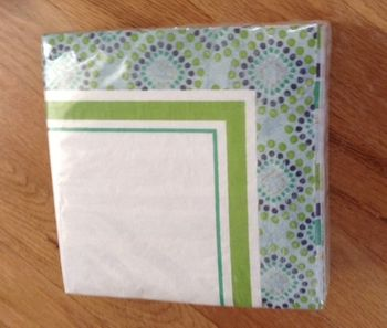 Whimsical Dots Paper Luncheon Napkins, 50ct.