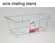 Wire Chafing Stands