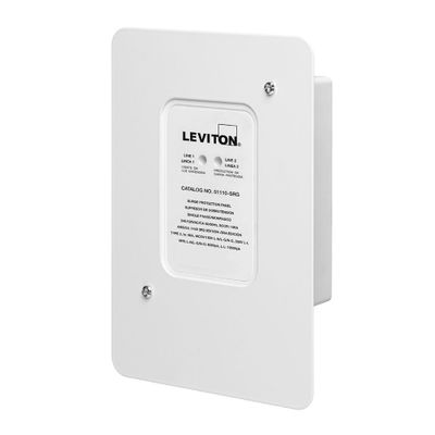Leviton51110-SRG Residential Surge Protection Panel