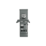 Midwest Metered 50/30/20A Power Pedestal