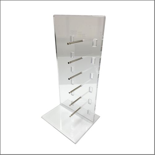 6-Piece Acrylic Display with Poster/Print Holder