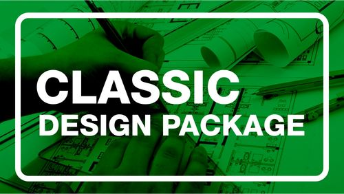 Classic Design Package ($695.00)