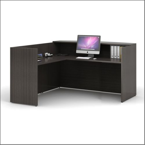 Economical Front Desk FD-169 With Return FD-180