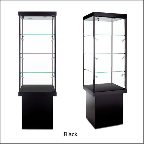 TW614-2 Square Pedestal  Optical Tower Case II