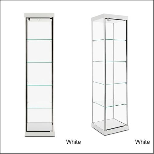 TW101 Square Tower  Optical Frame Display Case