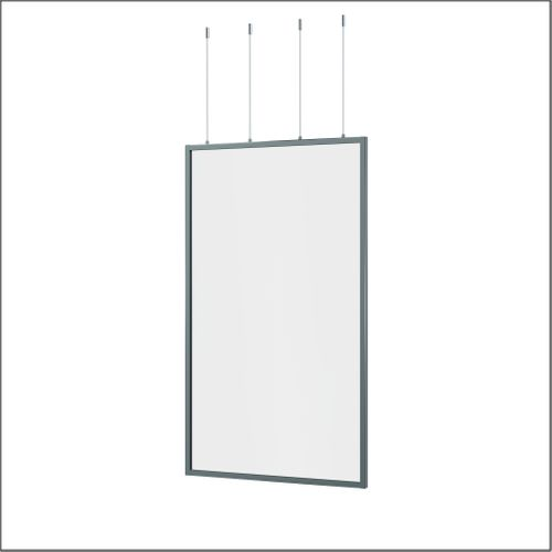 Premium High-End Hanging Guards (HANG-12-20) - Size: 47.24x78.74""