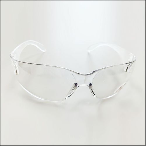 PROTECTIVE SAFETY GLASSES 8511 WITH CLEAR LENSES