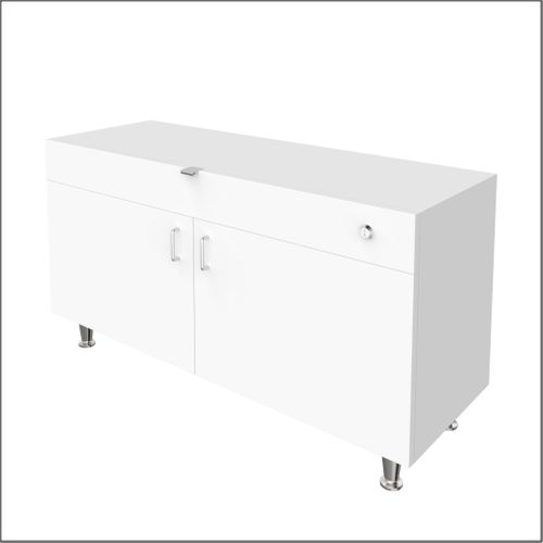 "Single Large DW Cabinets for DW Panels - 47.5"" Wide For DW-31-105 Panels"