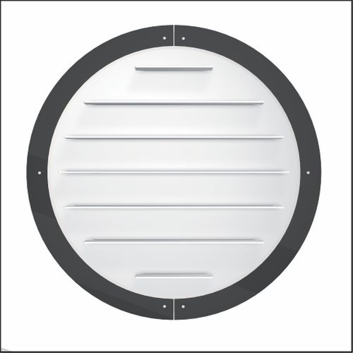 Sphere Optical Panel and Frame Display