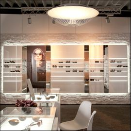 L.E.D. Sunglass & Optical Displays with RESTONLED Lighting