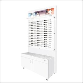 Lit Back Panels with Optional GlassTop Cabinets - For DW-31-105 Panels