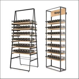 LL-shelves with support for bottles