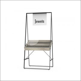 Freestanding display POP-UP for watches and jewellery