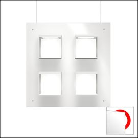 SLB4Q - with Integrated LED Light Box