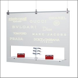 SV15/12A LED - Ceiling Mount Display