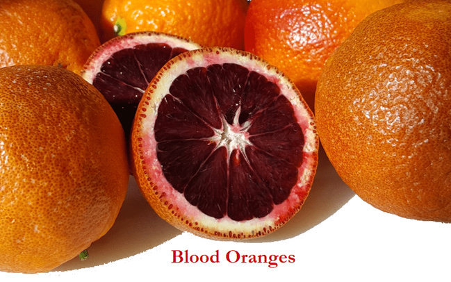 20 pounds Blood Oranges