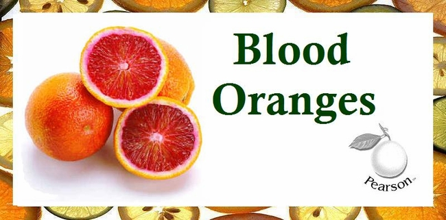 5 pounds Moro Blood Oranges