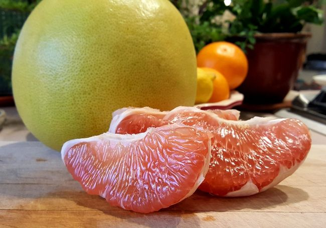 California Pomelos