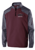1/4 ZIP PULLOVER JACKET - ADULT
