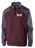 1/4 ZIP PULLOVER JACKET - ADULT ONLY
