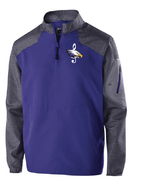 1/4 ZIP PULLOVER JACKET - ADULT SIZING
