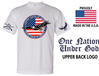 1776 EAGLE TEE - MADE IN THE U.S.A.
