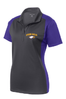 2 TONE PERFORMANCE POLO - WOMEN'S