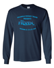 FROZEN JR LONG SLEEVE TEE - YOUTH & ADULT